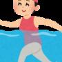 プールを使って健康増進!