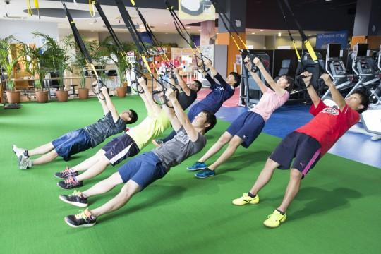 「ベルの想い」戸村欄 安心して運動が楽しめる施設
